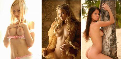 Новый сборник отличных девочек для 5800, 5530, 5230, N97.